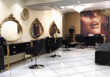 سالن زیبایی النا صمدی