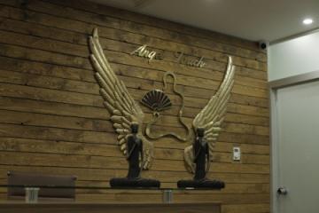 مرکز ماساژ لمس فرشته(ویژه بانوان)