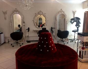 سالن زیبایی سحرناز