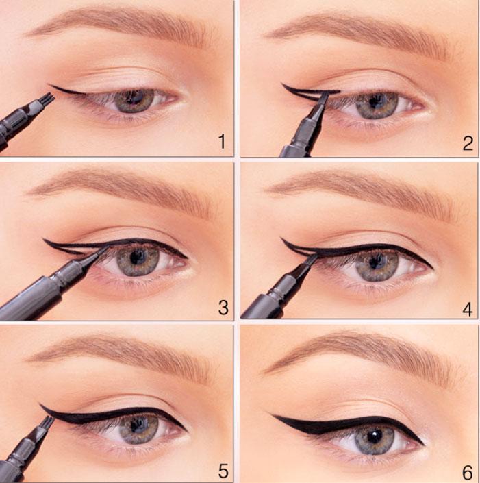 Eyeliner Step by Step 1