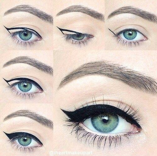 Eyeliner Step by Step 2