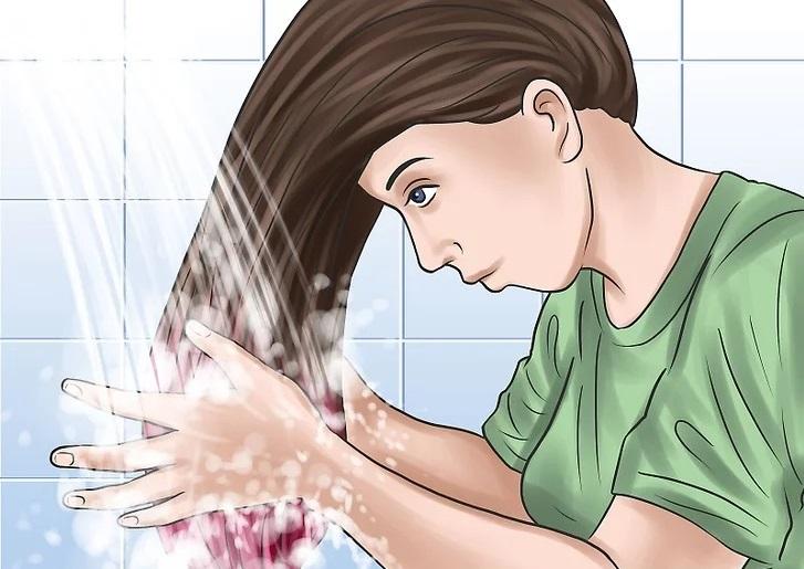 آمبره مو چیست و چگونه انجام میشود؟ آمبره کاراملی، شرابی، مشکی، هایلایت