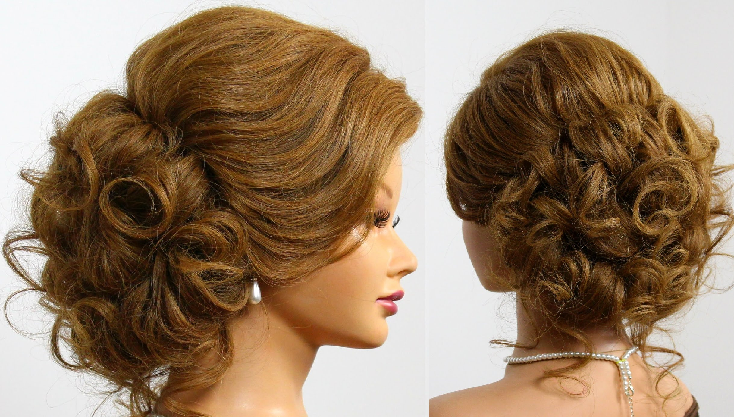 35 Beautiful Wedding Hairstyles For Long Hair: 21 مدل موی بسته شیک زنانه و دخترانه 2018 برای درخشش در هر