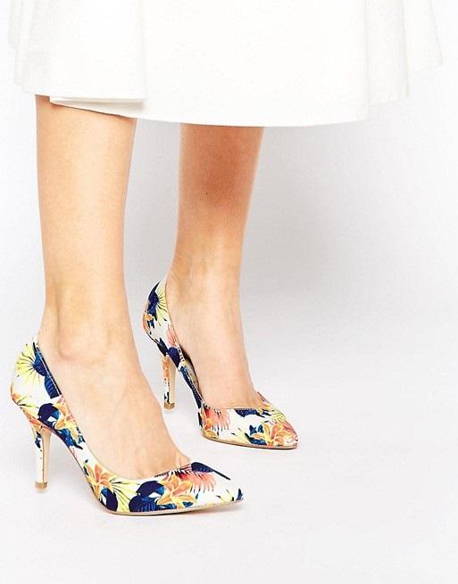 عکس انواع مدل کفش پاشنه بلند زنانه