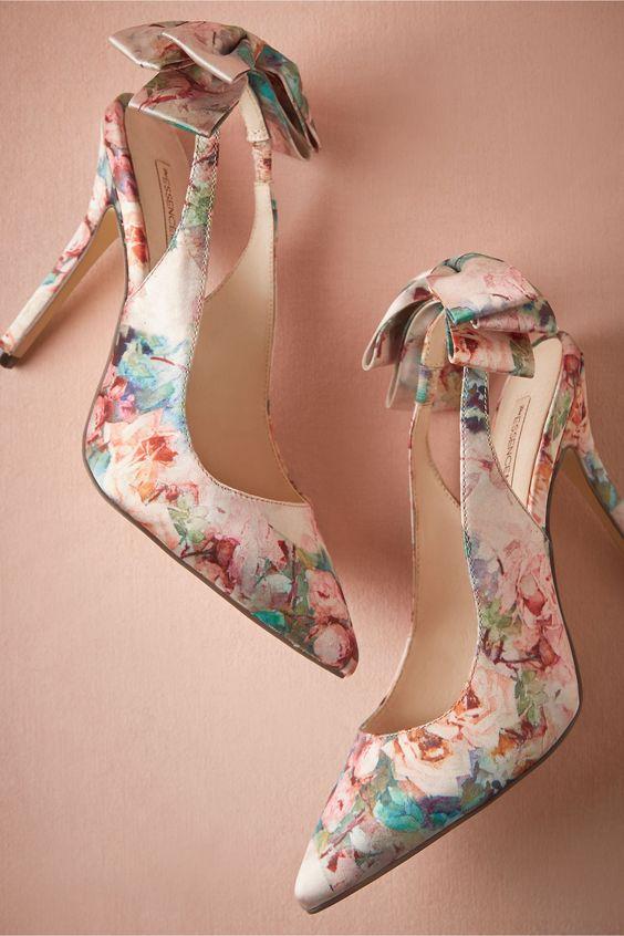 مدل کفش مجلسی زنانه پاشنه بلند