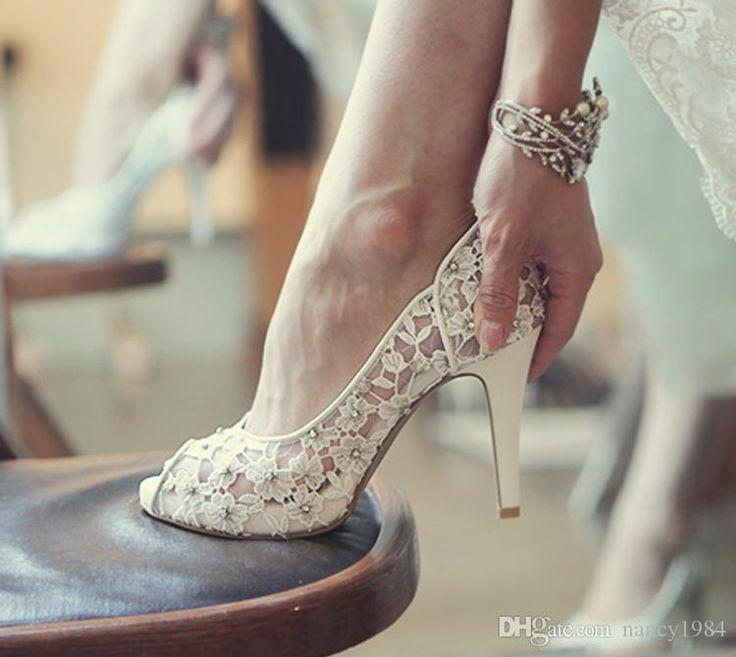 مدل کفش مجلسی و عروس جلوباز