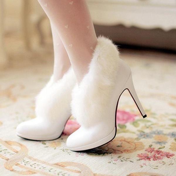 انواع مدل از جدیدترین کفش مجلسی زنانه با پاشنه بلند
