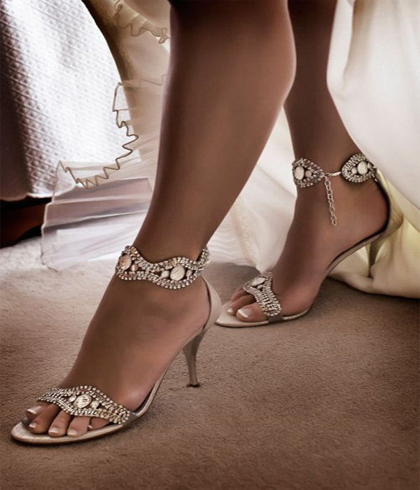 مدل کفش مجلسی پاشنه کوتاه دخترانه و زنانه
