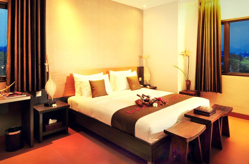 تصاویر مدل تزیین اتاق خواب عروس با وسایل ساده
