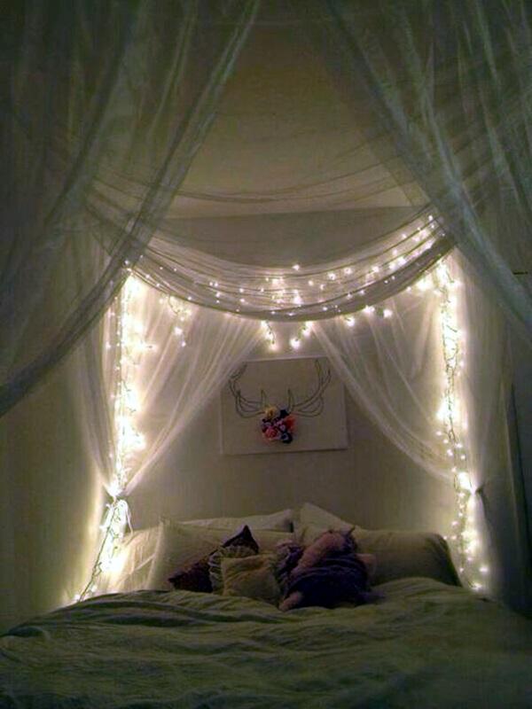 تصاویر تزیین اتاق خواب عروس با وسایل ساده مدل 2018