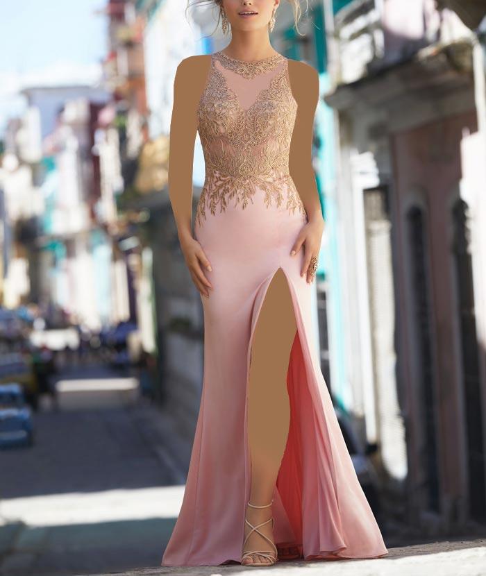 مدل لباس مجلسی دخترانه و زنانه شیک بالاتنه گیپور