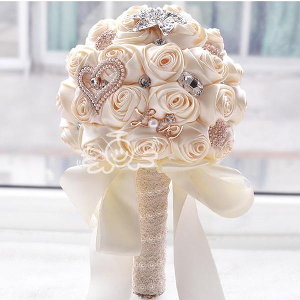 دسته گل عروس باید چه رنگی باشد