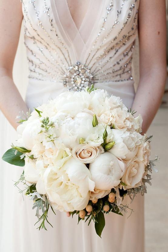 زیباترین دسته گل عروس اروپایی و شیک 2018