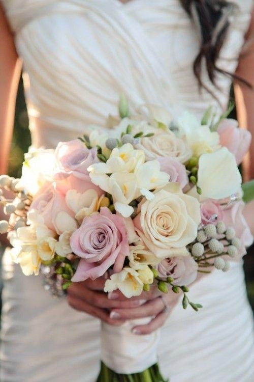 عکس دسته گل عروس جدید اروپایی