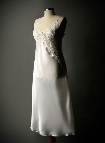 لباس خواب زنانه بلند و بدن نما