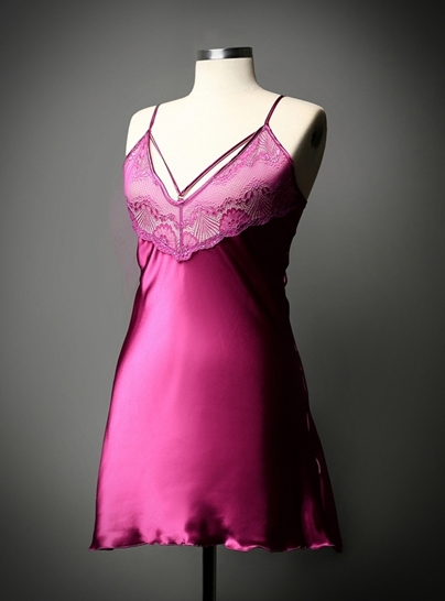 لباس خواب زنانه جدید و شیک ساتن و حریر