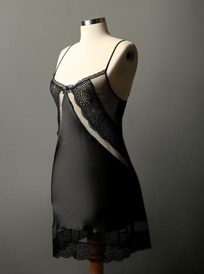 مدل لباس خواب زنانه تحریک کننده و کوتاه