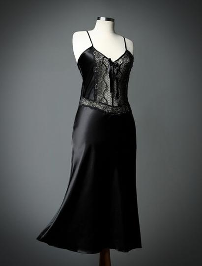 لباس خواب زنانه بلند جدید و بدن نما