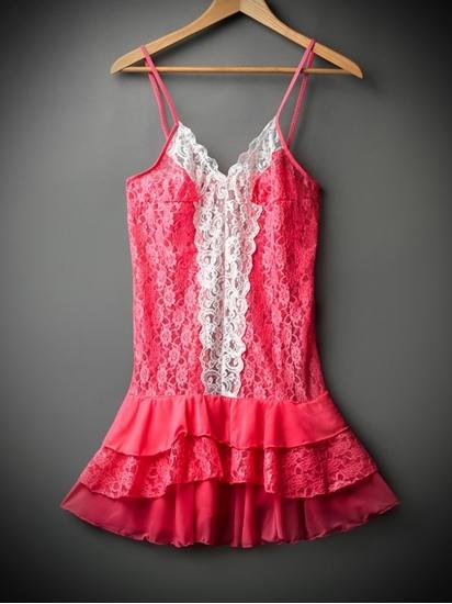 لباس خواب زنانه فانتزی کوتاه و راحت
