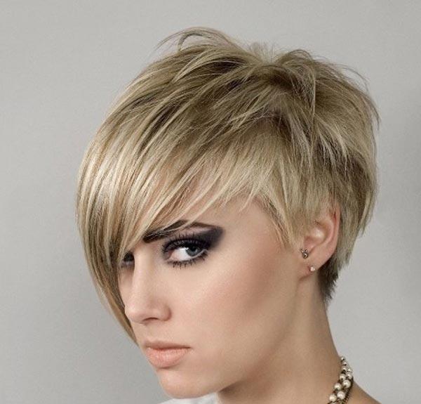 مدل موی کوتاه دخترانه جدید 2016