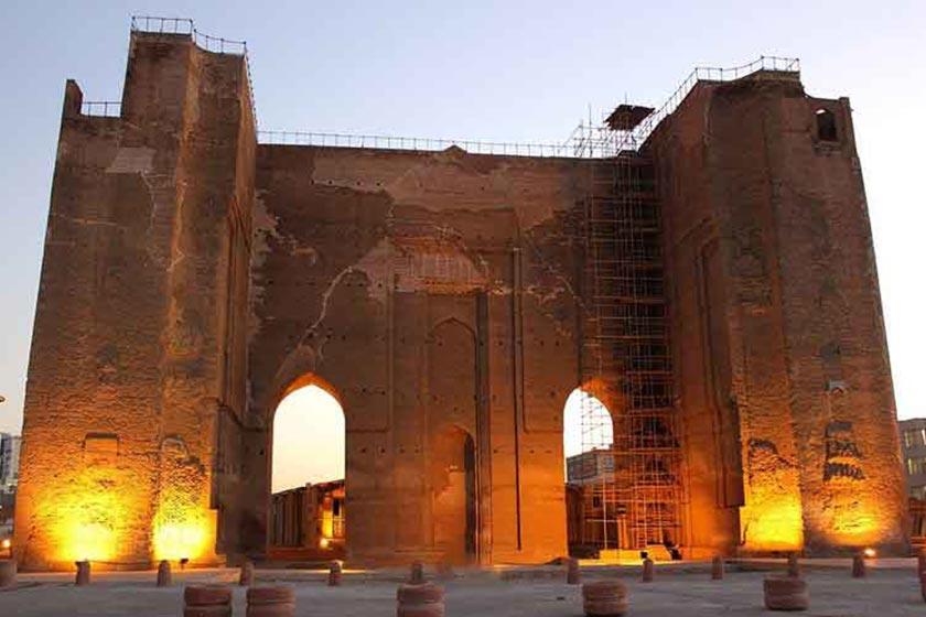 مسافرت و گردشگری و جاهای دیدنی تبریز