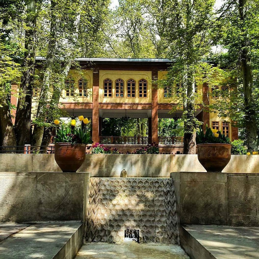 باغ ایرانی چیست و آدرس باغ ایرانی تهران در ده ونک کجاست