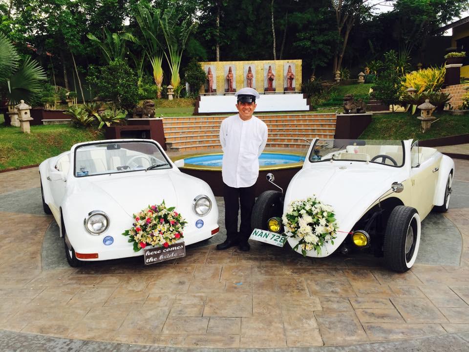 انواع مدل تزیین ماشین عروس شیک و قدیمی