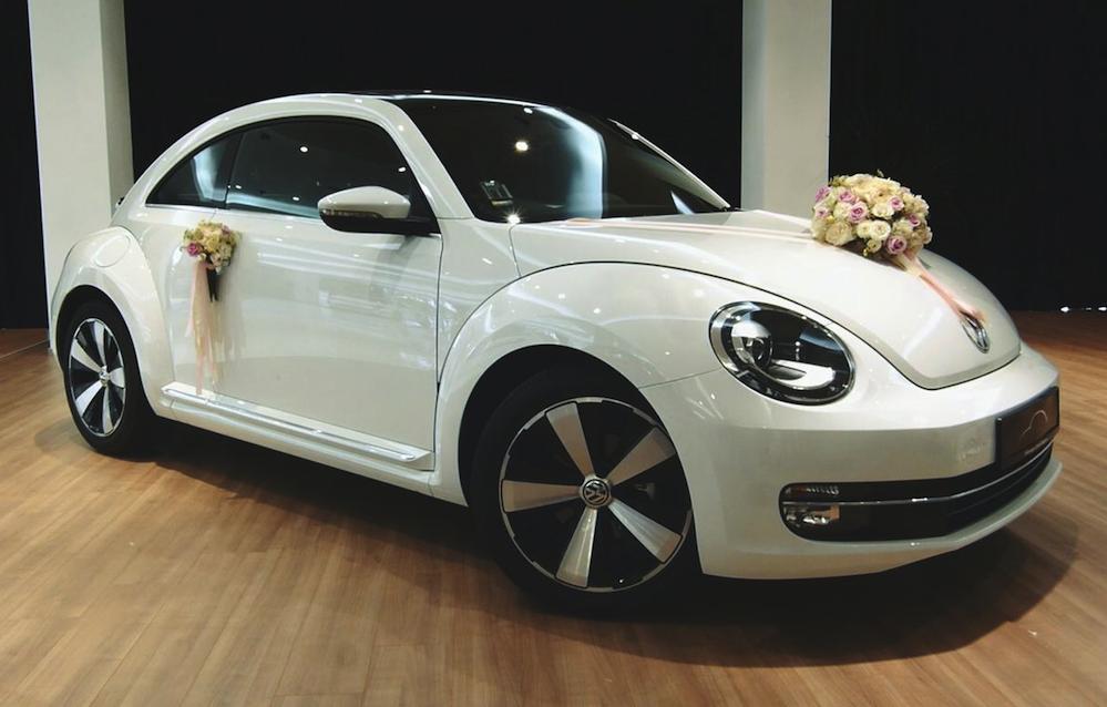انواع مدل تزیین ماشین عروس لوکس و زیبا