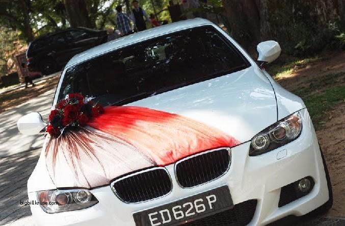 مدل تزیین ماشین عروس زیبا و شیک
