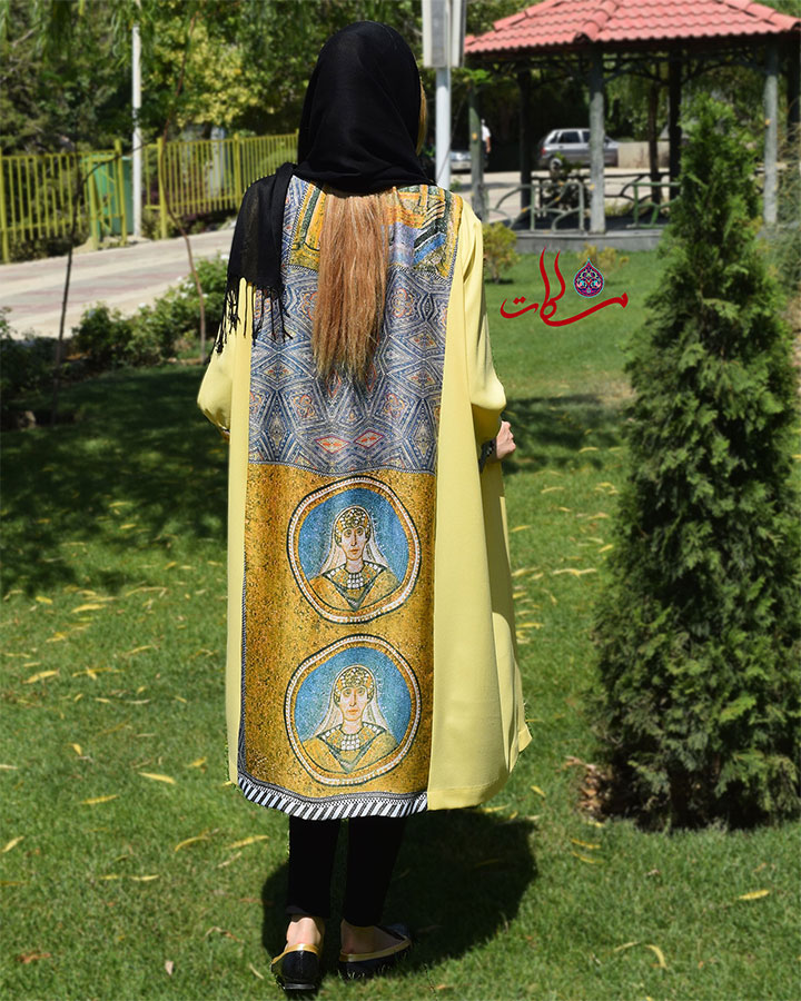 انواع مدل مانتو اسپرت دو رنگ و طرح دار دخترانه تابستانی