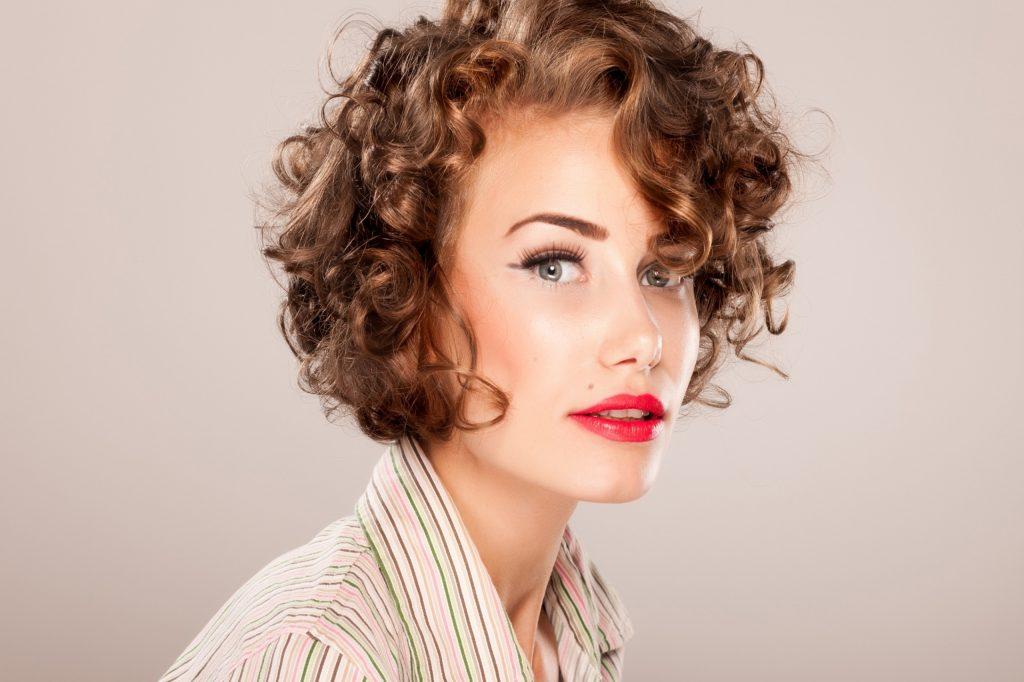 مدل کوتاهی مو برای صورت کشیده