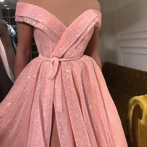 مدل لباس نامزدی و لباس شب بسیار شیک و زیبای زنانه