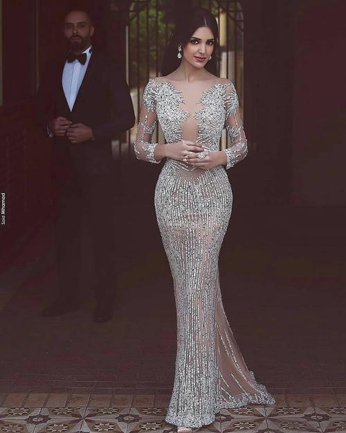 عکس انواع مدل لباس مجلسی، لباس شب و لباس نامزدی شیک و جذاب
