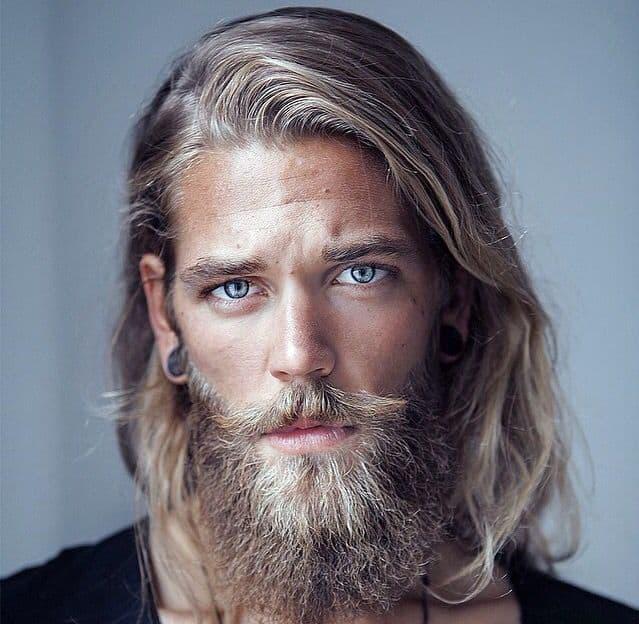 جدیدترین مدل های ریش و سبیل مردانه شیک بلند