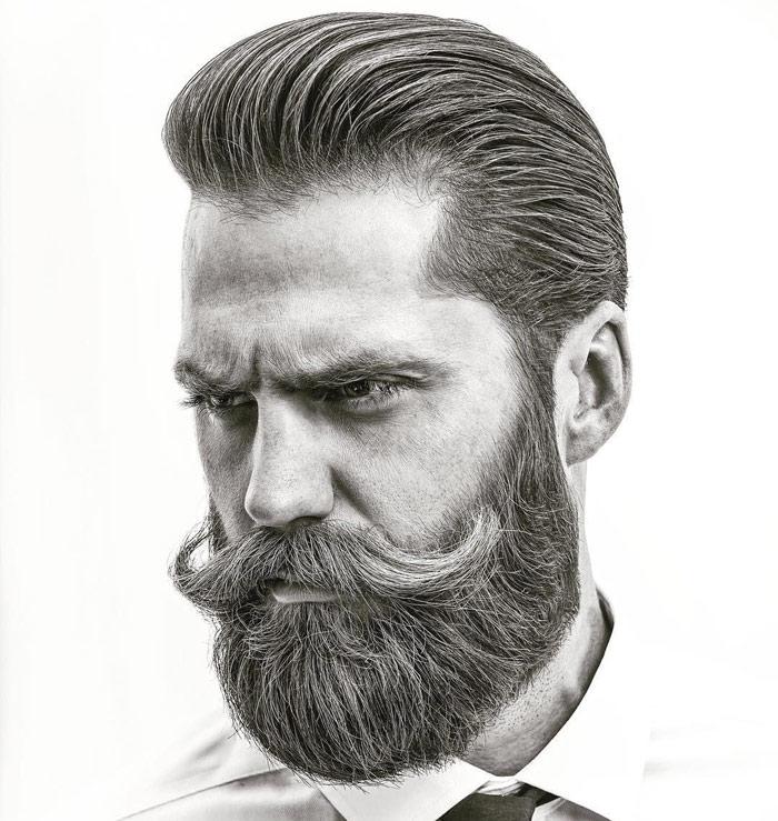 انواع مدل ریش و ته ریش مردانه بلند و کوتاه