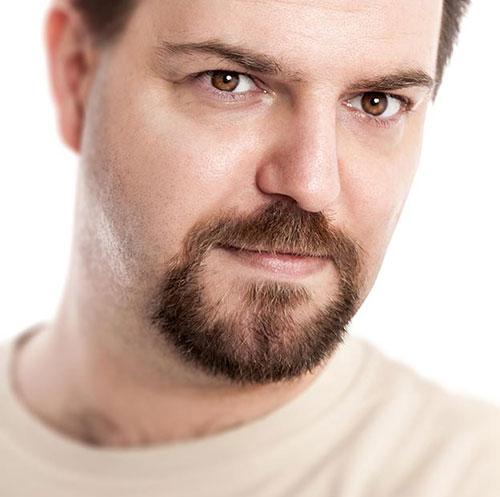انواع مدل از ریش پروفسوری مردانه مناسب برای صورت گرد و کشیده