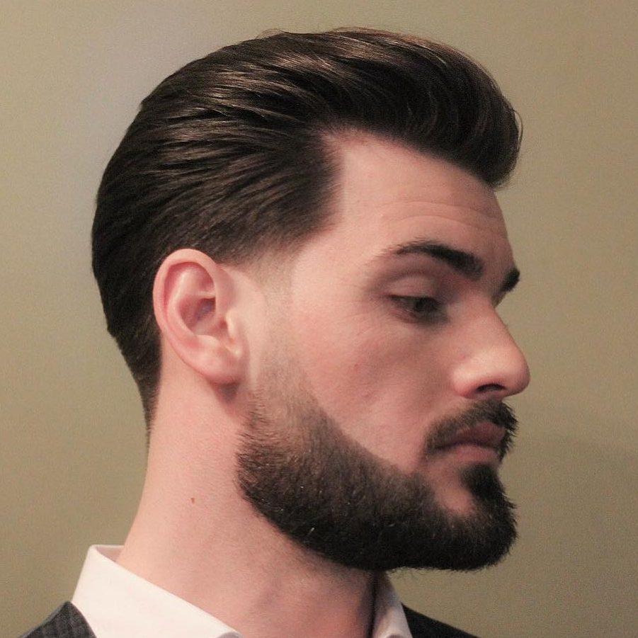 انواع مدل مو و ریش مردانه اسپرت