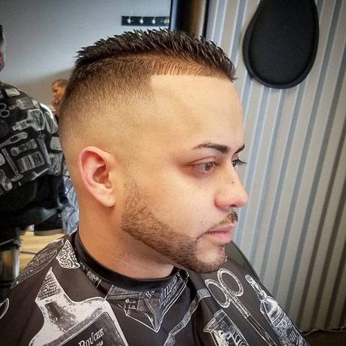 انواع مدل مو با ته ریش مردانه و پسرانه 2016