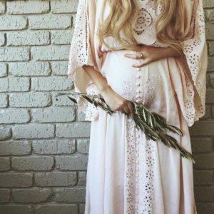 لباس بارداری مجلسی و شیک