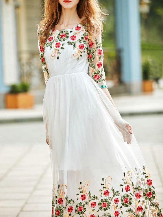 انواع مدل لباس مجلسی حریر، حاشیه دار، طرح دار، بلند، گلدار، کوتاه، پوشیده