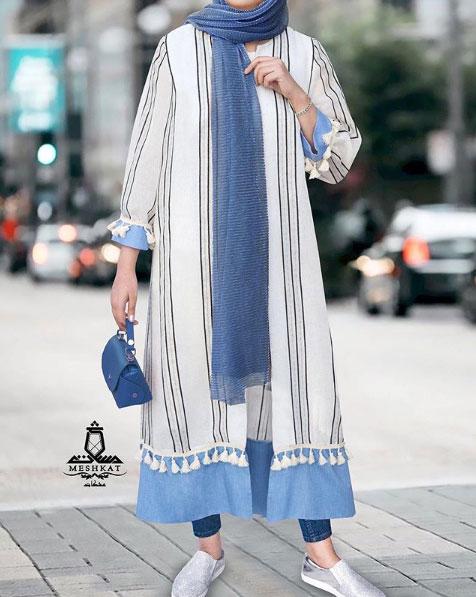 مدل مانتو عید مجلسی 99